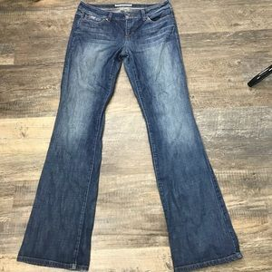 Joes Jeans Wide Leg Jeans Honey Fit